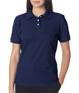 Ladies Pique Polo