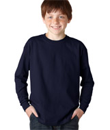 Long Sleeve Youth Tshirt